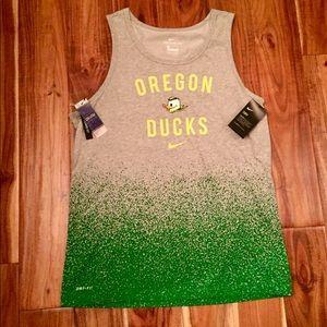 NEW Nike Dri-FIT Oregon Ducks Tank